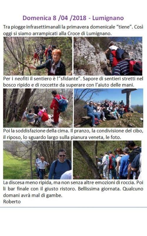 20180408 Lumignano