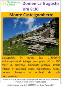 20170806 Castelgomberto